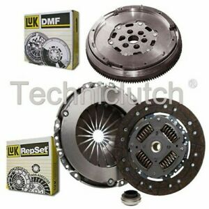 LUK 3 PART CLUTCH KIT AND LUK DMF FOR PEUGEOT 207 SW ESTATE 1.6 HDI