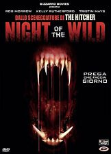 NIGHT OF THE WILD - DVD MINERVA - THE ASYLUM - REGIA ERIC RED