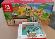 Console Nintendo Switch Animal Crossing Special Edition + manette sans fil neuve