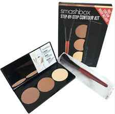 NIB! Smashbox Step By Step Contour Kit Light/Medium Palette with Contour Brush!
