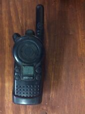 Used Motorola CLS1110 5-Mile 1-Channel UHF Two-Way Radio w/ Battery