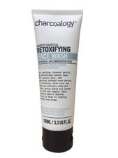 Charcoalogy Bamboo Charcoal Detoxifying Face Wash  100  ml