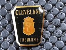 PINS PIN BADGE MONTRE WATCH  CLEVELAND