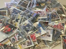 HOCKEY CARD PACK LOT!! 3 HITS PER PACK $2.00/pack! ROOKIES/JERSEYS/AUTOS/PATCHES