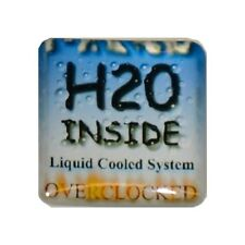 Case Sticker H2O inside