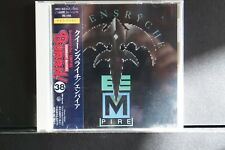 QUEENSRYCHE - EMPIRE (JAPAN CD WITH OBI)