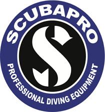 Sticker Decal SCUBA Diver US Navy Scubapro