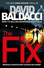 The Fix (Amos Decker series) by Baldacci, David Book The Cheap Fast Free Post