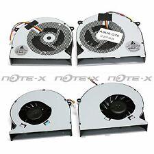 Ventilateur Fan ASUS G75VW G75 G75V G75VX GAUCHE + DROITE