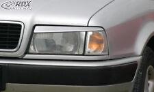 RDX Scheinwerferblenden AUDI 80 B4 Böser Blick Blenden Spoiler Tuning