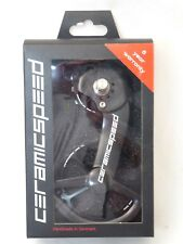 760b16d5092 Ceramicspeed OSPW Shimano 9100/9150 R8000 Coated Black Ceramic Speed