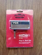 VOX amPlug 2 AC30 Guitar Headphone Amplifier