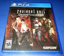 Resident Evil Origins Collection Sony PlayStation 4 *Factory Sealed! *Free Ship!