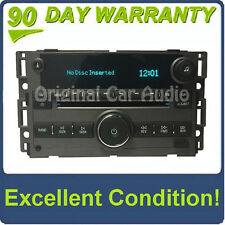 Chevy HHR Radio Stereo MP3 CD Player Aux OEM Receiver AM FM Factory GMC Audio