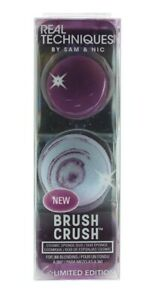 Real Techniques limited edition Brush Crush, Sponges + cleanser & Organizer