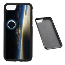 Edge of the earth RUBBER phone case fits iPhone
