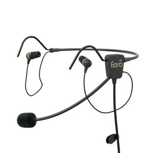 FARO AIR IN-EAR HEADSET for AIRBUS