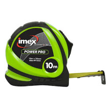 Imex PowerPro 10m Tape Measure 006-PP1025