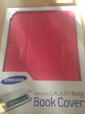 Samsung Galaxy Note 10.1 Book Cover Pink