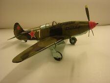 Modelik 18/07 - Jakowlew Jak-3 1:33 With Lasercut parts