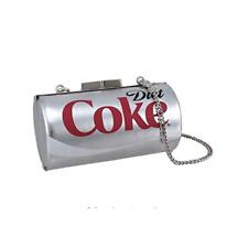 Licensed Diet Coke Can Evening Bag Coca-Cola Clutch