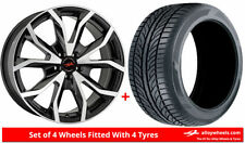 Vectra Summer 5 Car Wheels with Tyres