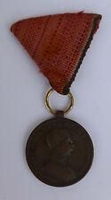 Österreich Medaille Tapferkeit bronze --Der Tapferkeit-- am Band