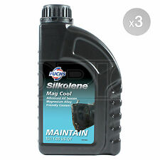 Silkolene MAG COOL long term anti-freeze and coolant 3x1 Litre 3L PRO COOL