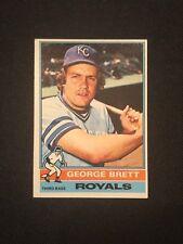 1976 Topps George Brett #19 EXMT Kansas City Royals HOF *42