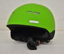 Uvex Matte Lime High-Quality Ski/Snowboard Helmet XS NEW DISPLAY Fast Shipping