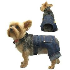 Unbranded Denim Clothing & Shoes for Dogs