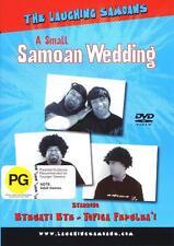 THE LAUGHING SAMOANS ~ SAMOAN WEDDING (DVD) (NTSC ALL REGIONS)