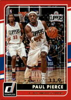 2015-16 Donruss Points Los Angeles Clippers Basketball Card #12 Paul Pierce /119