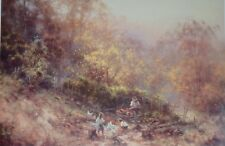 Ramon Ward -Thompson, Spring Morning - Berrima,  Large Australian Landscape.