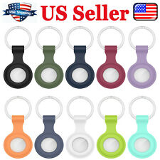 Protective Case Silicone Shell Cover Sleeve With Keychain for New Locator#Usa