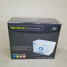 Vantec NexStar® Hard Drive Dock NST-D100SU SATA to eSATA & USB 2.0 Windows MAC