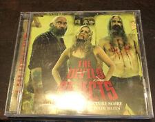 The Devil's Rejects - Original Motion Picture Score; 2005 CD, Rob Zombie, Bates,