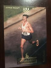 1996 Upper Deck U.S. Olympic #39 - Frank Shorter - Track and Field