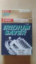 4 x Zündkerze DENSO Iridium Saver GE2-3*4 LPG 6133*4 G35 Spezialzündkerze