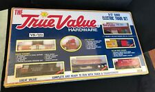 New 1994 K-Line Trains O27 Scale True Value Hardware Electric Train Set #1420
