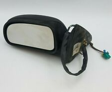 2004 GMC Envoy XUV Left Driver Sideview Mirror Power Adjustment Black Stock OEM