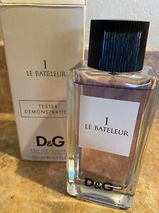 1 Le Bateleur D& G Eau De Toilette Tester 95%full 100ml/3.3fl
