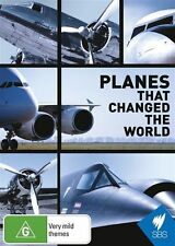 Planes That Changed The World (DVD, 2015)