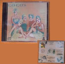 CD GO GO'S Beauty And The Beat 1981 Usa A&M REC SIGILLATO no lp mc dvd (CS63)
