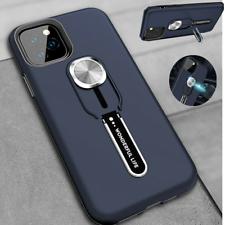 Para iPhone 12 11 Pro Max XR 8 7 híbrido soporte funda Soporte Anillo magnético