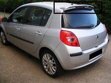 Becquet/Aileron pour Renault Clio Mk3 - 3 et 5 portes (2005-2009)