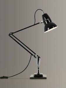 Anglepoise 32145 Original 1227 Desk Lamp, Black Bulb Included