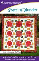 Stars of Wonder quilt pattern by Cozy Quilt Designs