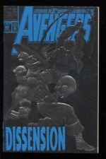 AVENGERS (1963) #363 SILVER FOIL EMBOSSED 9.2 NM-