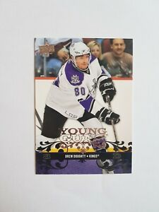 Drew Doughty Young Guns Rookie Los Angeles Kings